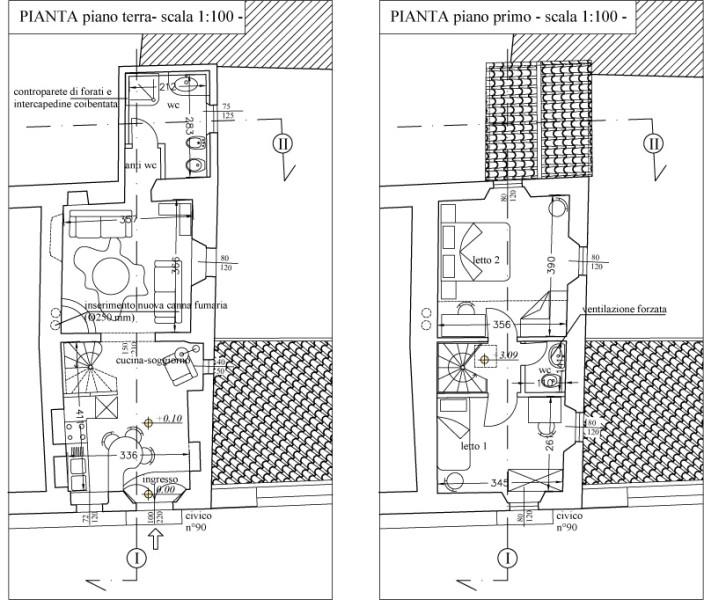 Pietra mattoni e legno yblaionyblaion - Chiocciola per intonaco ...